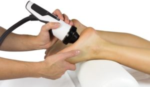 shockwave therapy for plantar fasciatis in NYC